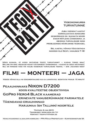 KESA videokonkurss-turvatunne-plakat-2015