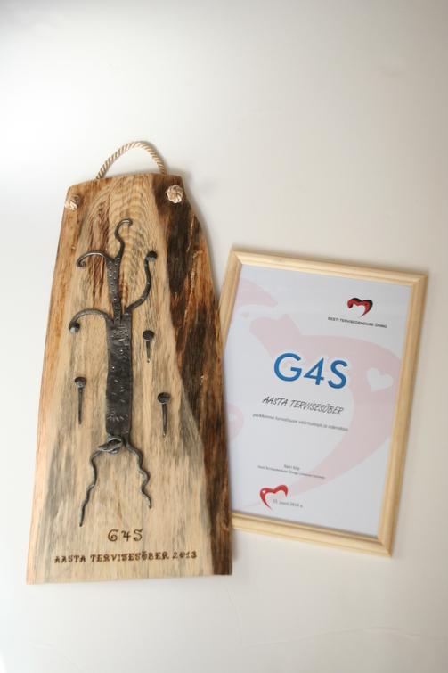 Tervisesber G4S 2