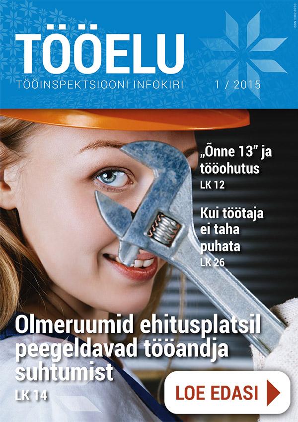 Tooelu infokiri 1 2015