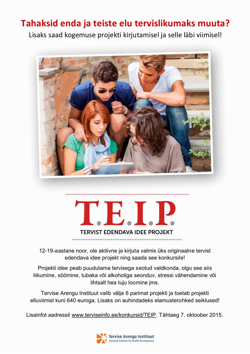 TEIP poster EST 2015