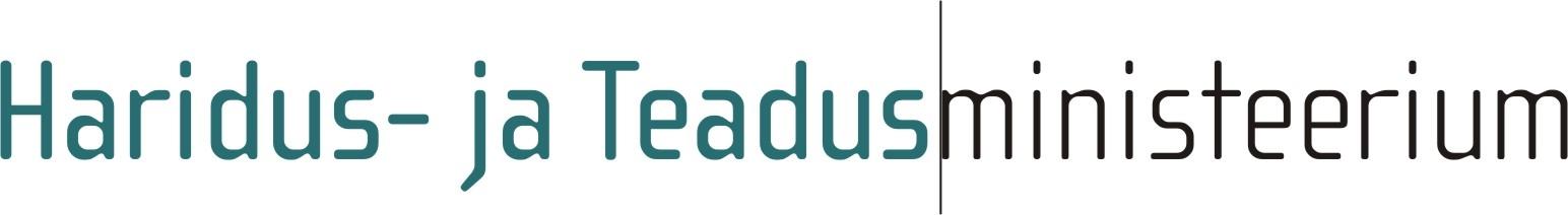 Haridus_ja_Teadusministeerium_logo